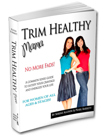 Trim Healthy Mama softcover book