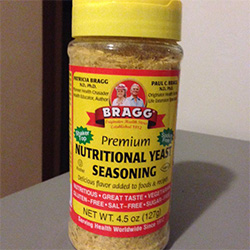 Bragg, Premium Nutritional Yeast Seasoning 4.5 oz