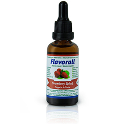 Flavorall Strawberry Splash 50ml