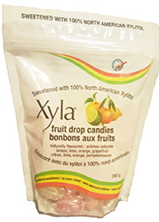Xyla Fruit Drop Candies