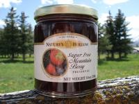 Mountain Berry Sugar-Free Jam Preserves