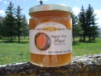 Peach Sugar-Free Jam Preserves