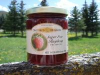 Raspberry Sugar-Free Jam Preserves