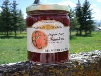 Strawberry Sugar-Free Jam Preserves