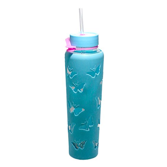 THM Blue Butterfly Sipper