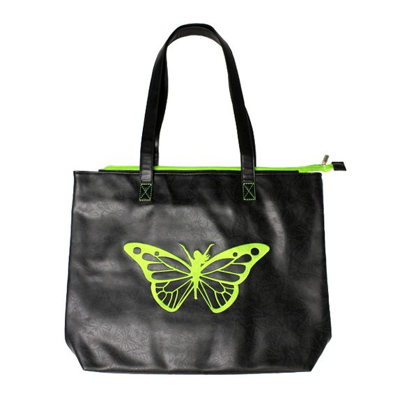 THM Green Tote Bag