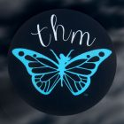 THM Logo Sticker