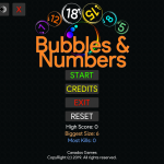 Bubbles & Numbers